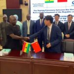 Ghana and Slovenia sign MOU on Economic Cooperation