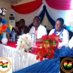 Ahafo Regional minister congratulates contestants in first ever election
