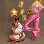"""""""You changed my life forever"""" – Davido's Birthday Message to Daughter Imade"""