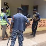 PDS embarks on disconnection exercise with armed police
