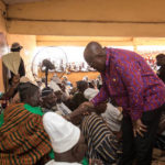 North East reg. Overlord of Mamprugu hails President, calls him a visionary