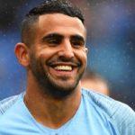 Manchester City: Riyad Mahrez happy at Premier League champions