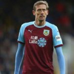 Peter Crouch: Burnley to hold talks with out-of-contract striker