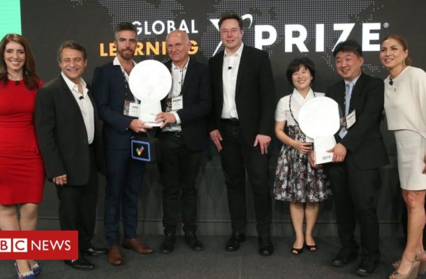 Global education X-Prize awards $10m