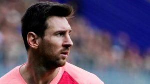 Eibar 2-2 Barcelona: Messi scores twice but champions held in final La Liga match