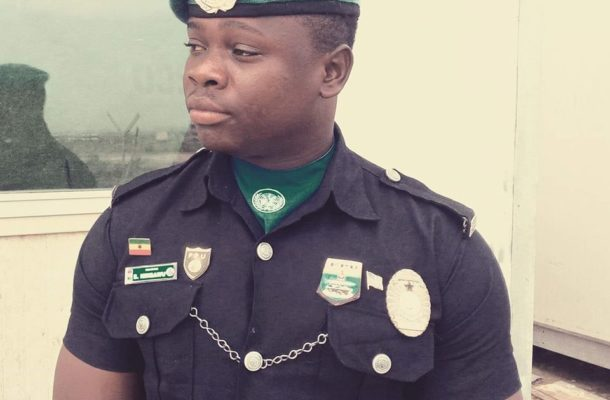 Ghanaian police officer details 10 reasons why he will never accept bribe in the service