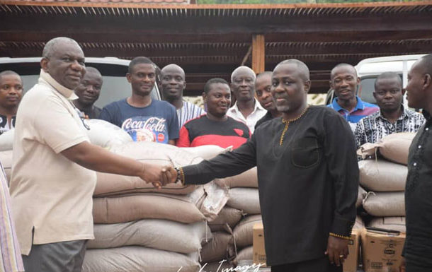 Boakye Agyarko supports Muslims