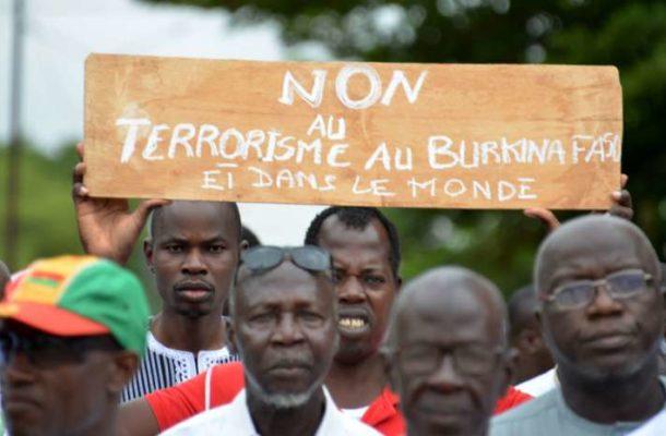 BREAKING: Gunmen kill six during Mass in Burkina Faso