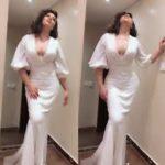 Nadia Buari flaunts cleavage in stunning new photos