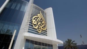 Al Jazeera suspends two journalists over Holocaust video