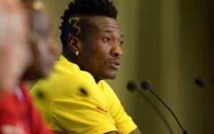 BREAKING NEWS: Asamoah Gyan retires from Black Stars