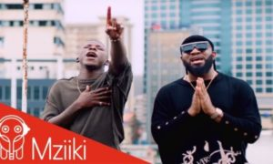 "NEW VIDEO: Nigerian singer releases visuals for ""Hustle"" ft Stonebwoy"