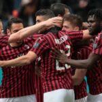 MILAN: AFTERNOON TRAINING