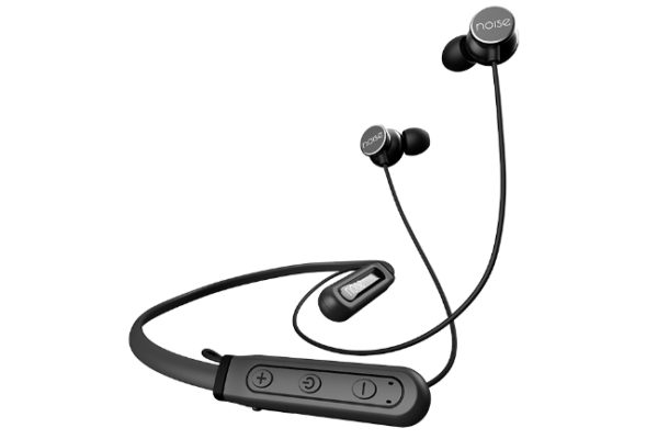 Noise Tune Elite neckband earphones with support for Google Assistant, Sirilaunched
