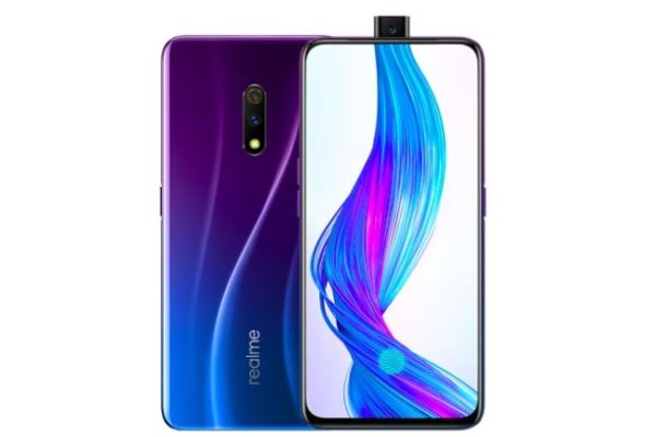 Realme X with pop-up selfie camera launched alongside Realme X Lite: Price, specifications