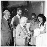 Meghan & Prince Harry Name Son Archie Harrison Mountbatten-Windsor
