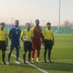 Ghana suffer shock defeat to Namibia in pre-AFCON friendly