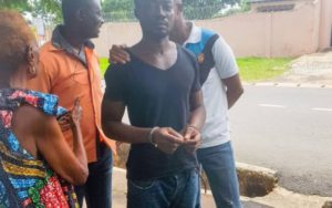 BUSTED: Man arrested for stabbing wife in the head over prostitute