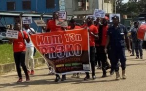 Massive 'Kum yen preko' demo to hit gov't on July 2