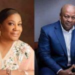 MANASSEH'S FOLDER: Even Akufo-Addo's wife will choose John Mahama over her husband on this