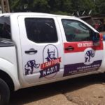Oda NPP gets Nissan Pickup to boost activities