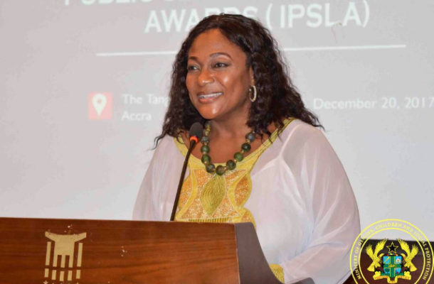 Otiko Djaba resurfaces; begins breast cancer awareness programme