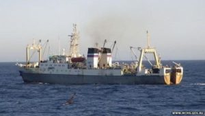 Illegal fishing by foreign trawlers drains Ghana millions of dollars- Researchers