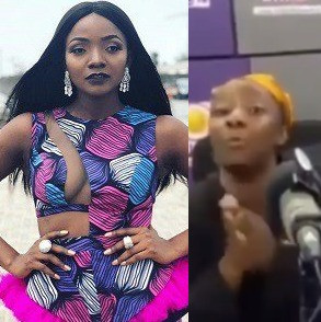 'Your head is not correct''- Simi blasts Ghanaian relationship expert over her advice to married women with cheating husbands