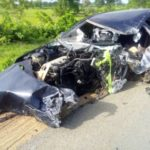 N/R: Four (4) Politicians In Critical Condition After Ghastly Crash - PHOTOS