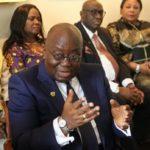 Ghana could have female President soon — Akufo-Addo