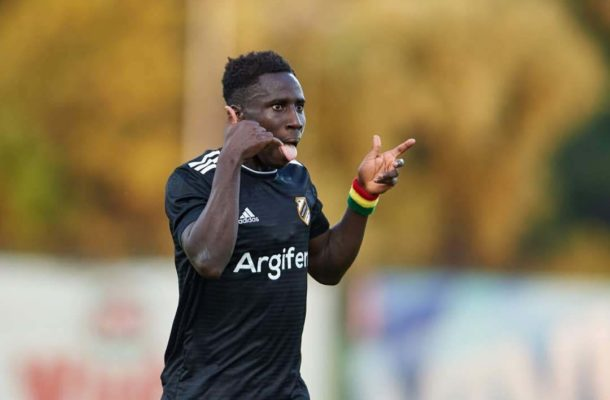 Ghana new boy Samuel Owusu has been a revelation – Kwabena Yeboah