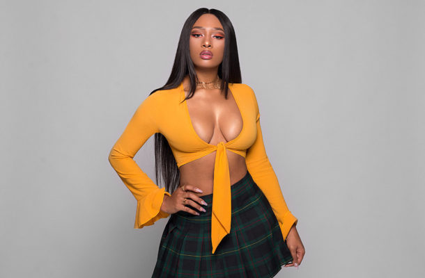 Rapper Megan Thee Stallion reveals why she still sleeps with her exes