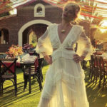 American actress, Busy Philipps marries herself in a lavish destination wedding to celebrate her 40th birthday