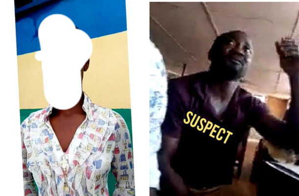 PHOTOS: Man arrested for rape blames wife for 'sex starving'