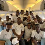 2019 AFCON: Black Stars depart to Egypt after Dubai camping
