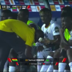 2019 AFCON: Christian Atsu wobbles off injured in Cameroon draw