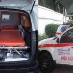 Rebecca Foundation presents ambulances to six health institutions