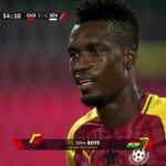 John Boye becomes first player to be sent off at 2019 AFCON