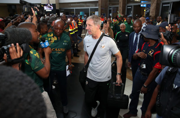 SAFA blames Emirates airline for Bafana's airport chaos