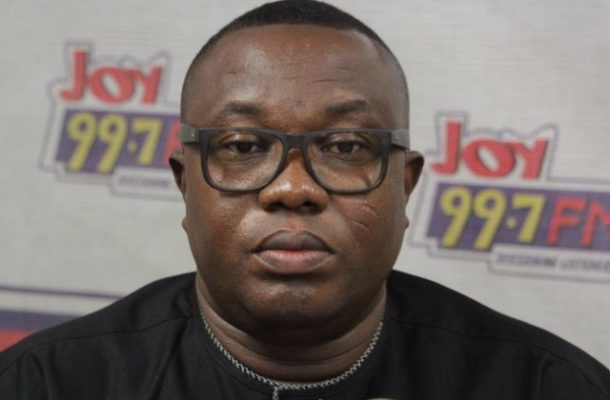 NDC leaked tape: Arrest warrant issued for Samuel Ofosu Ampofo
