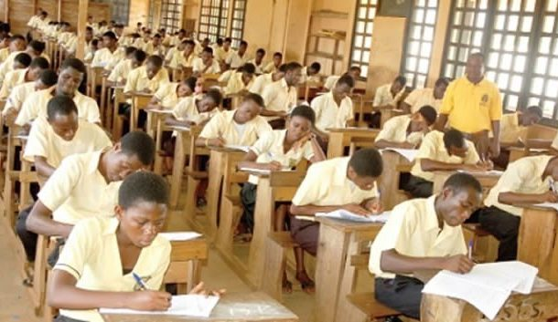 A/R: BECE candidate takes six week baby to examination centre