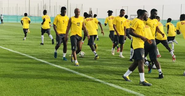 2019 AFCON: A look into Ghana's 23-man squad