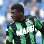 Sassuolo slap €20 million price tag on Alfred Duncan