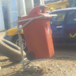 AMA introduces lockable bins to fight thieves