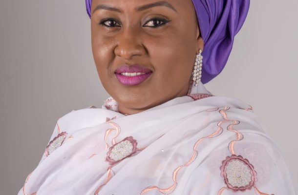Wife of Nigeria's President Buhari wants to be called 'First lady'