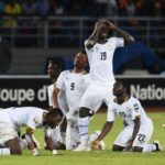 Five players to be dropped from Ghana squad today
