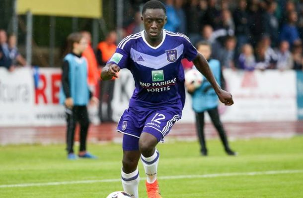 Ghanaian right-back Dennis Appiah close to Nantes switch