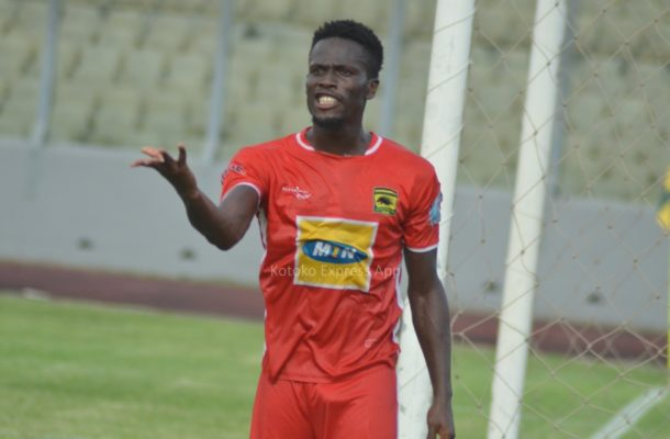Kotoko ace Fatawu Safiu vows to bounce back after AFCON snub