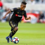 Latif Blessing extends contract at Los Angeles FC