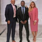Laryea Kingston makes big impression on SuperSport punditry debut